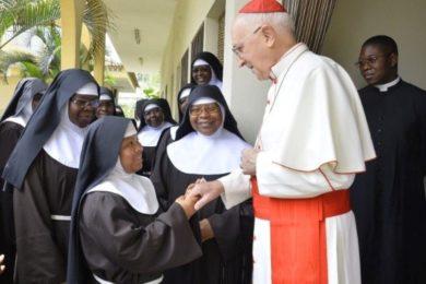 Santa Sé: Encerramento da visita do cardeal Filoni a Angola e São Tomé e Príncipe