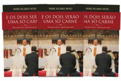Publicações: Lançamento do livro «E os dois serão uma só carne»