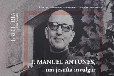 Jesuítas: Revista «Brotéria» dá a conhecer dimensões do padre Manuel Antunes