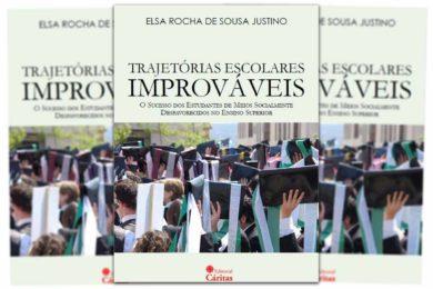 Publicações: Lançamento da obra sobre «Trajetórias escolares improváveis»