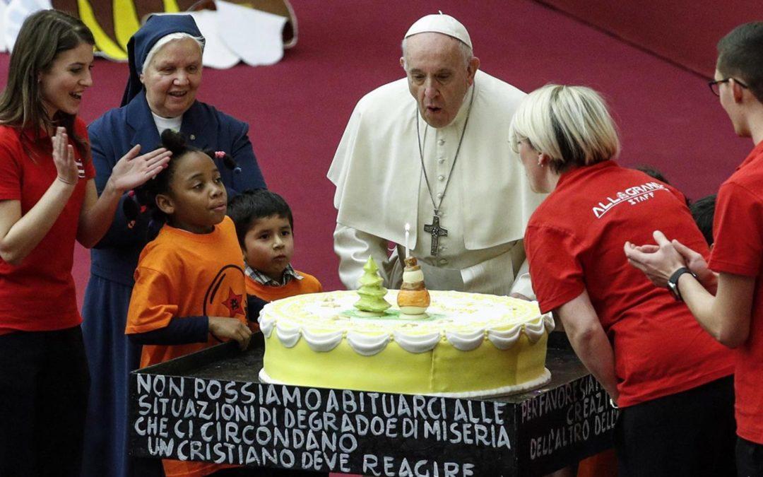Vaticano: Papa Francisco celebra 82.º aniversário (C/vídeo)