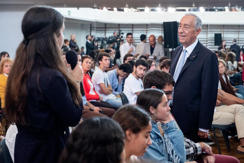 Portugal: Presidente da República confirmou deslocação ao Panamá para participar nas Jornadas Mundiais da Juventude