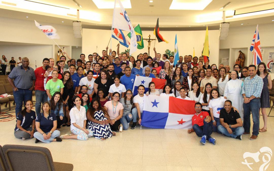 Panamá 2019: Voluntários de todo o mundo viveram a «primeira experiência de JMJ»