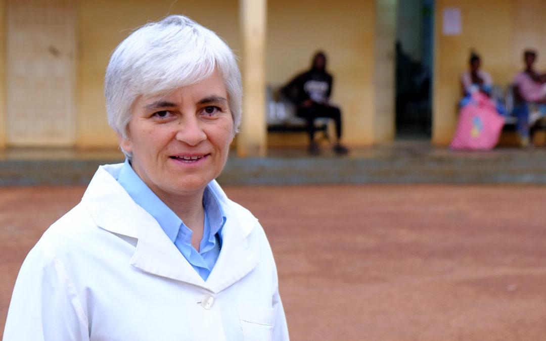 Angola: O testemunho da irmã Teresa Anjo, enfermeira da pediatria – Emissão 15-01-2019