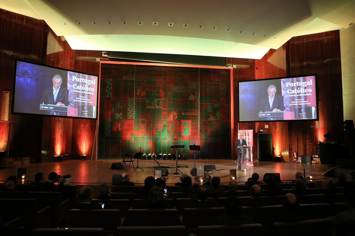 Igreja/Sociedade: «Portugal Católico» reconhece papel fundamental do Cristianismo na construção do país