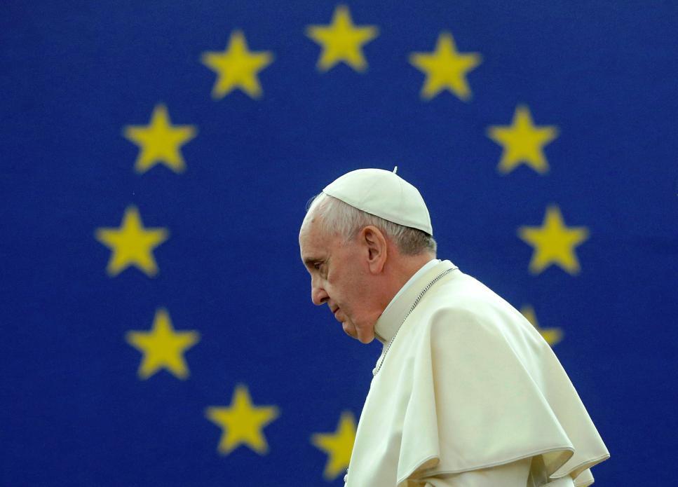 Vaticano: Papa desafia cristãos a devolver «alma» à Europa, rejeitando extremismos