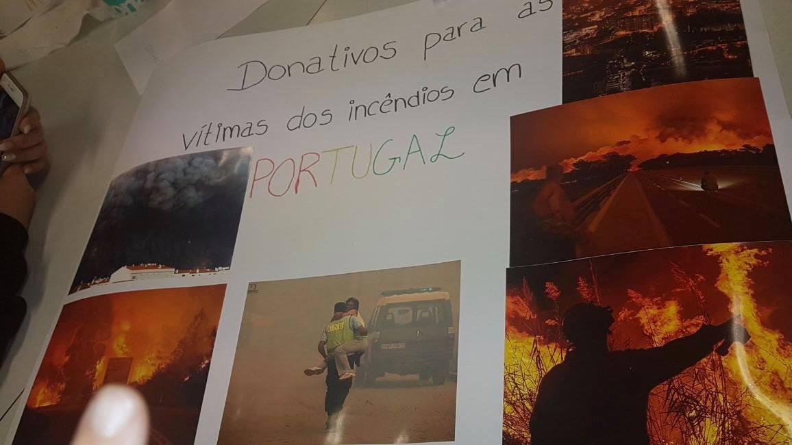 Incêndios: Responsáveis católicos saúdam mobilização dos emigrantes em favor das vítimas