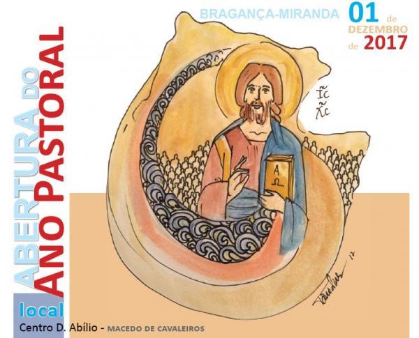Diocese de Bragança-Miranda - Plano Pastoral - Emissão 01-12-2017