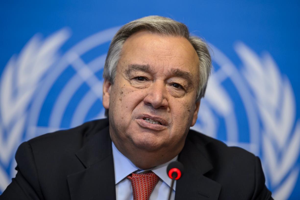 Igreja/Sociedade: António Guterres recorda papel dos católicos na construção da democracia