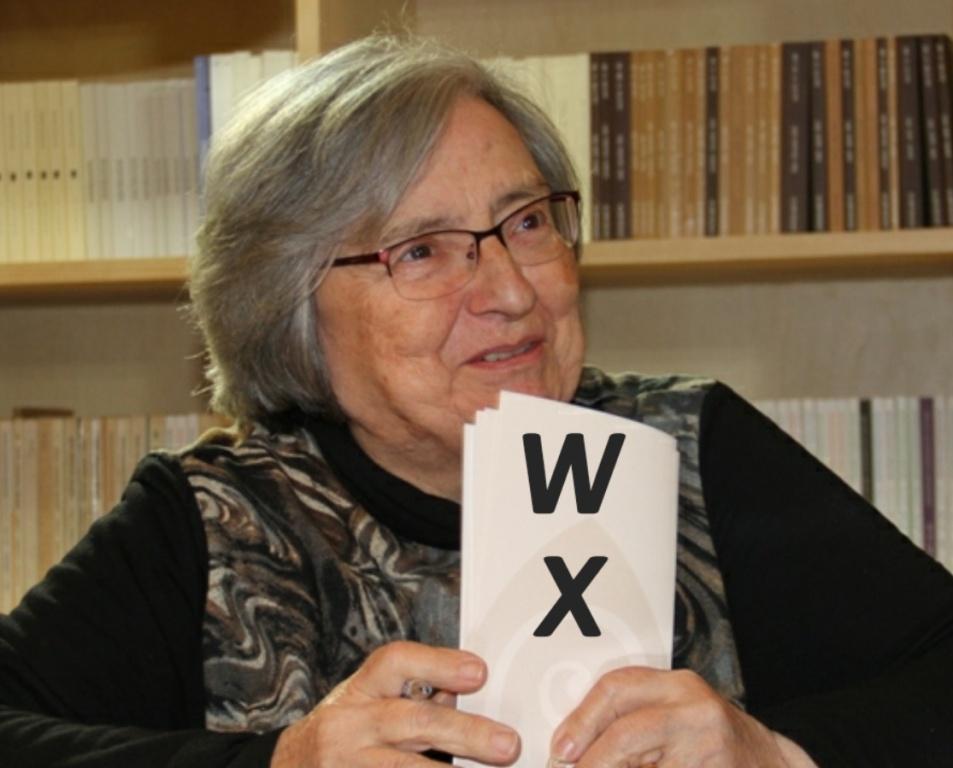 Alfabeto do Advento - letras W, X com Alice Vieira - Emissão 21-12-2017