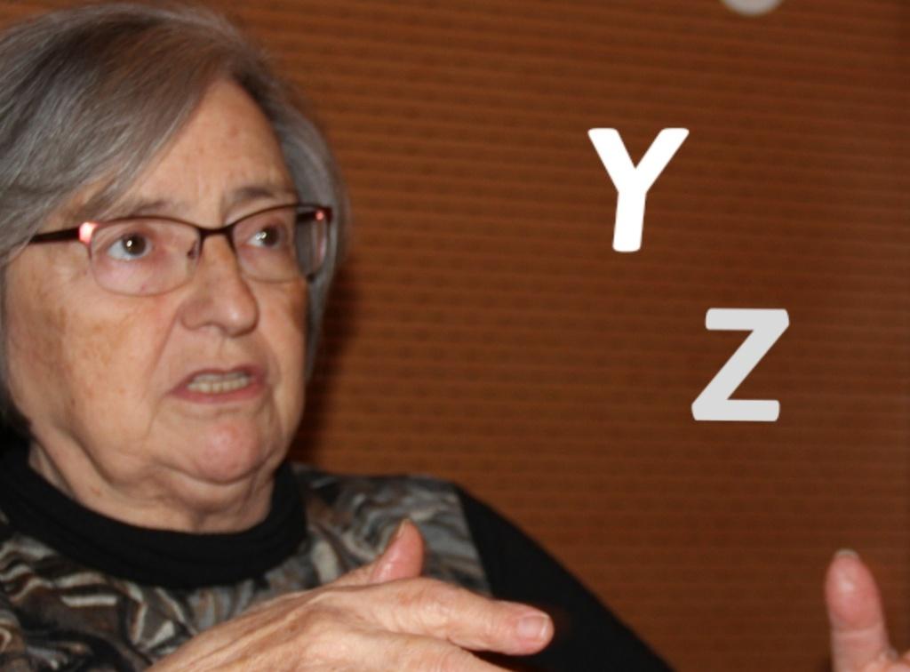 Alfabeto do Advento - letras Y, Z com Alice Vieira - Emissão 22-12-2017