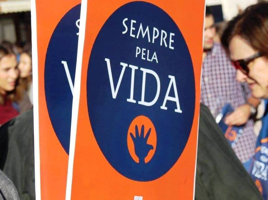 Igreja/Sociedade: «Caminhada pela Vida» saiu à rua com apoio do Papa