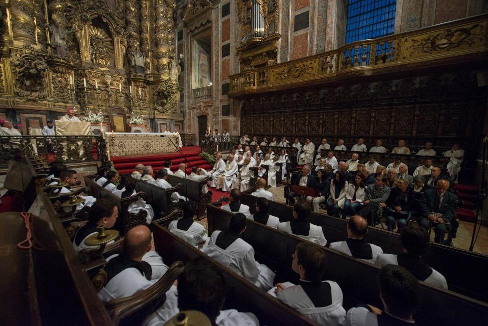 Porto: Diocese recordou «exemplo de fidelidade» e «espontânea bondade»  de D. António Francisco dos Santos