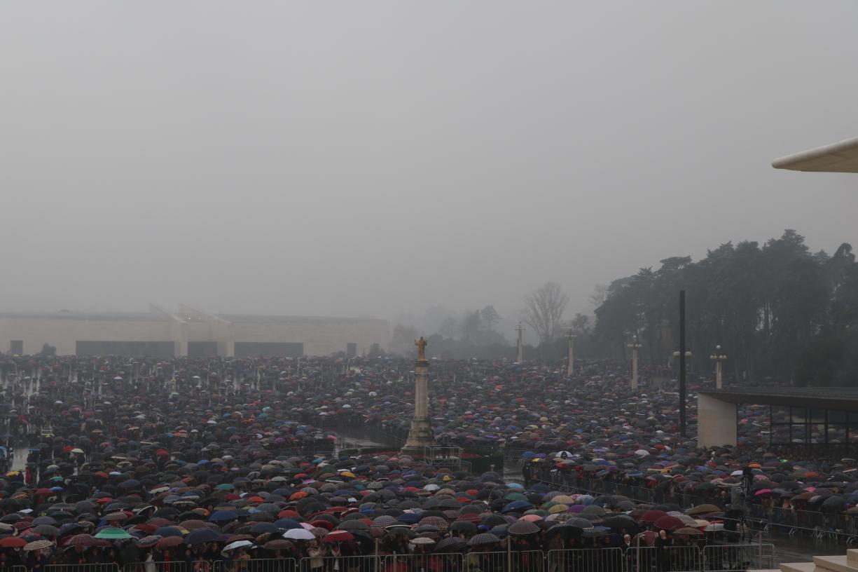 Fátima: Santuário recebeu 200 mil pessoas na solenidade da Imaculada Conceição