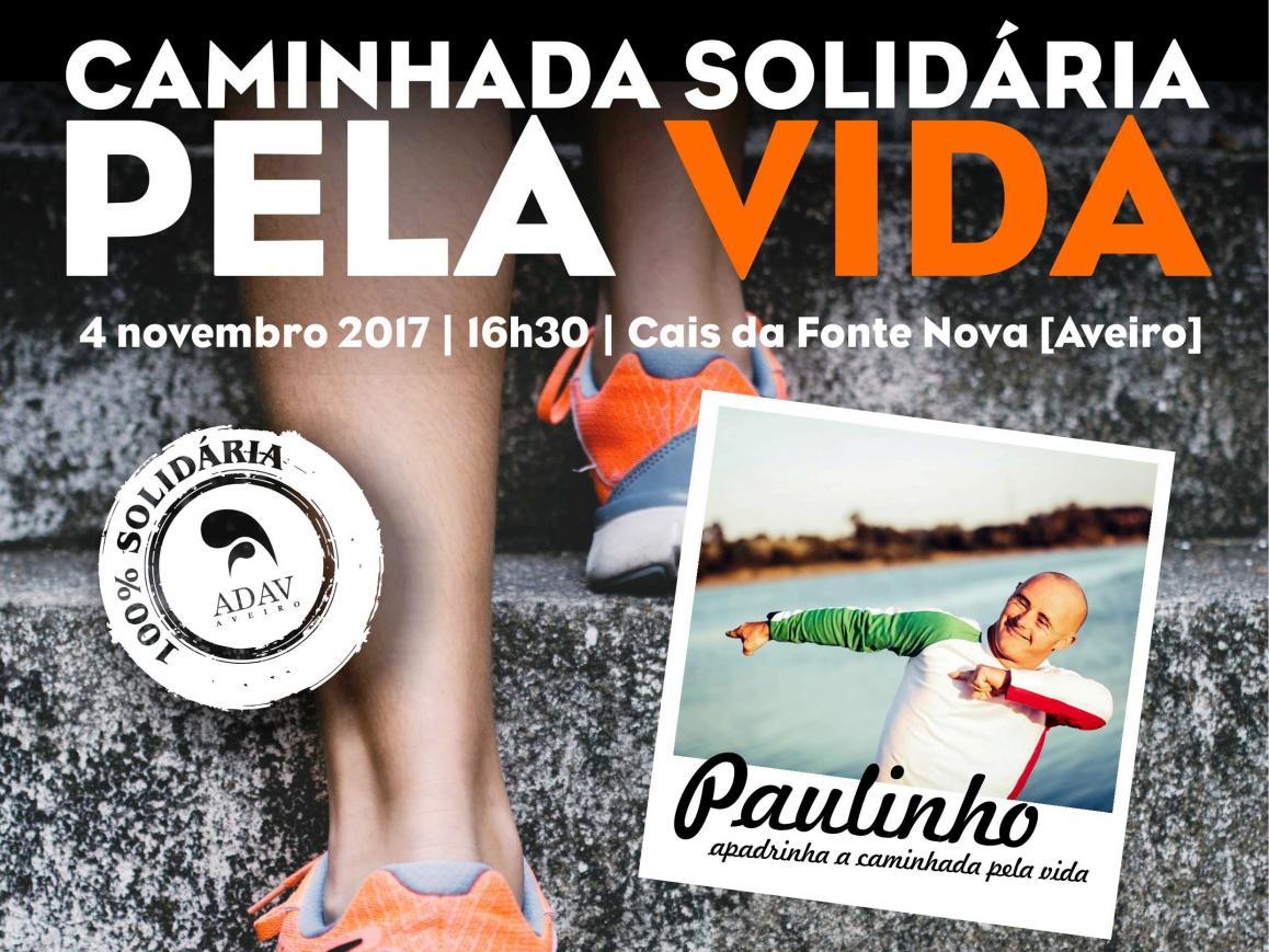 Igreja/Portugal: Bispo de Aveiro convida à participação em «Caminhada pela Vida» de cariz solidário
