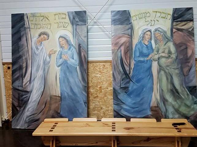 Setúbal: Santuário do Cristo Rei vai inaugurar 20 quadros dedicados aos Mistérios do Rosário