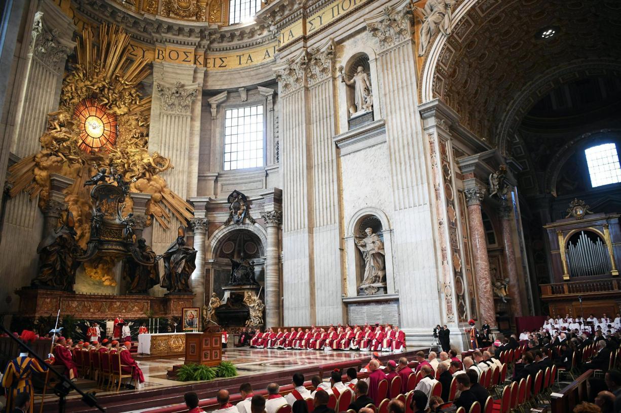 Vaticano: Papa desafia católicos a serem pessoas de «esperança e não de desespero»