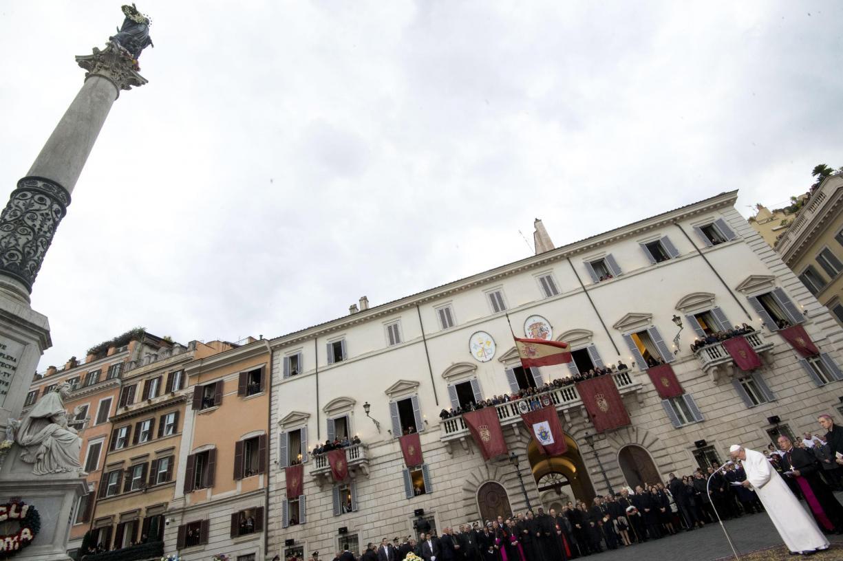 Vaticano: Papa denuncia «vírus» da indiferença e do medo