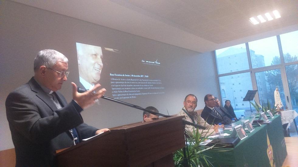 Aveiro: Sessão de homenagem destacou bases para a beatificação de D. António Francisco dos Santos