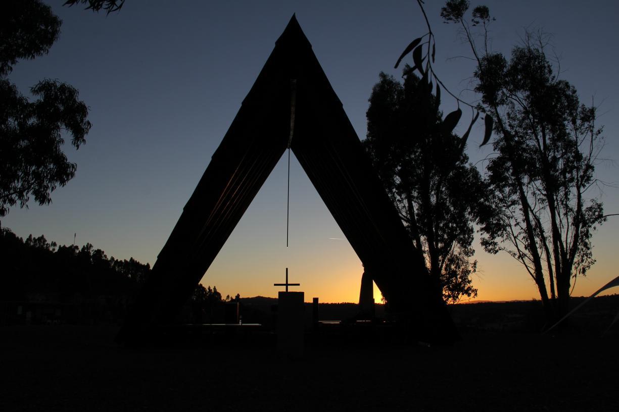 ACANAC 2017: Campo Nacional tem uma «tenda» para Deus