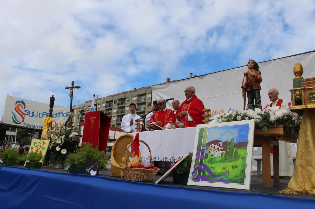 Almada: «Chama da Solidariedade» passou no centro da cidade