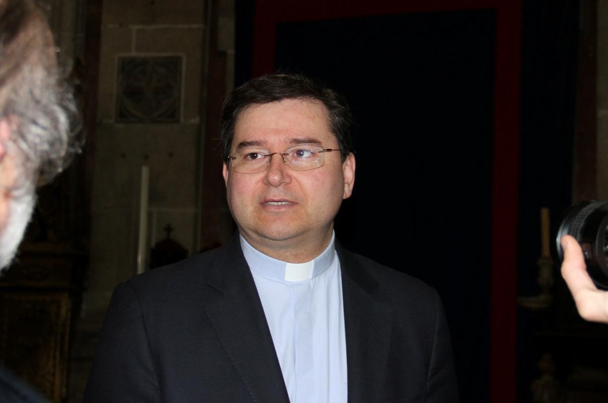 Porto: Sessão do ciclo «Conversas na Bolsa» com o padre Américo Aguiar
