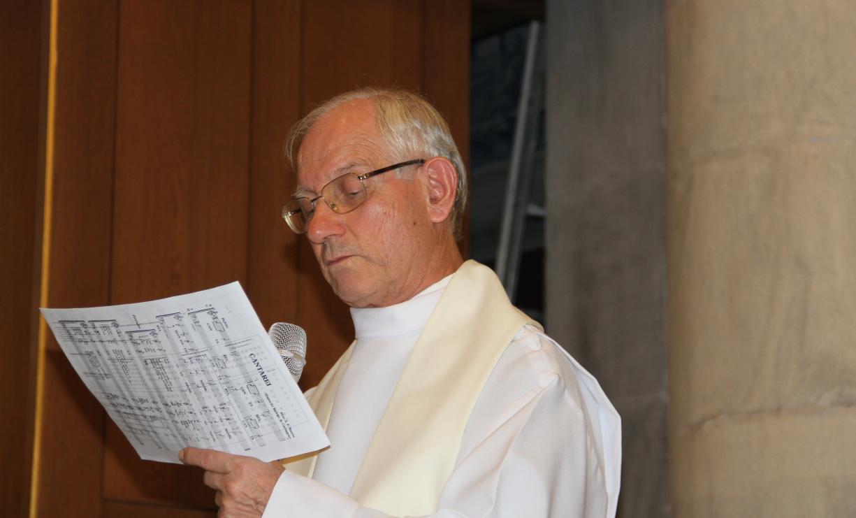 Açores: Conferência do padre António Cartageno sobre música sacra