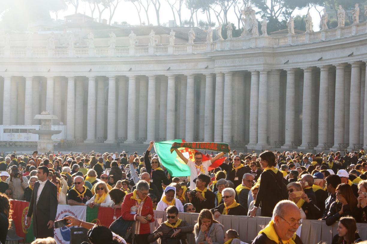 Vicentinos: «Acolher o estrangeiro» no centro do simpósio internacional em Roma