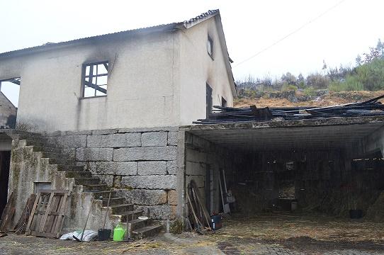 Incêndios: Utentes da Casa de Saúde do Telhal participaram em recolha de bens alimentares