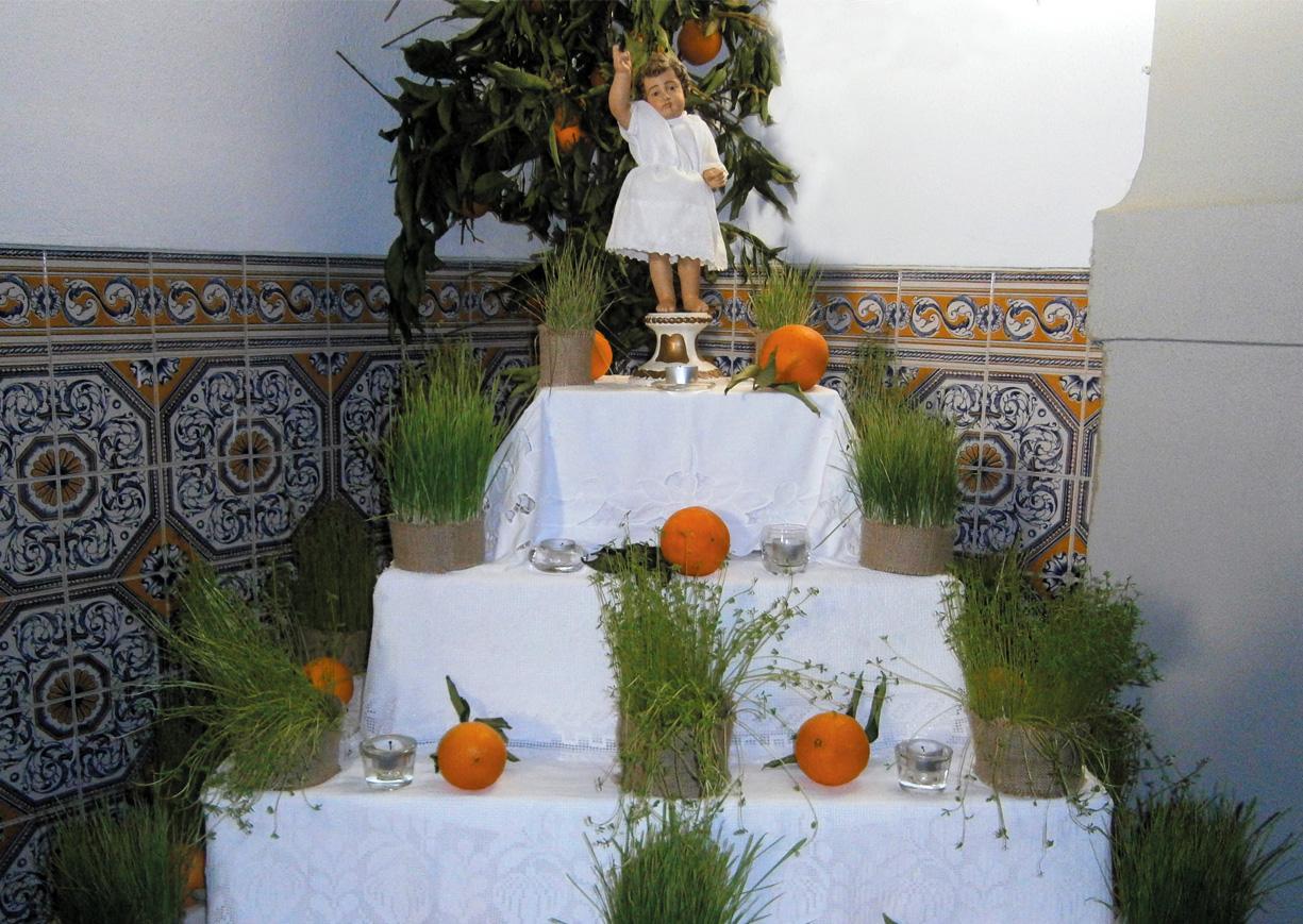 Algarve: «Searinhas» caracterizam o presépio tradicional com menino Jesus em pé