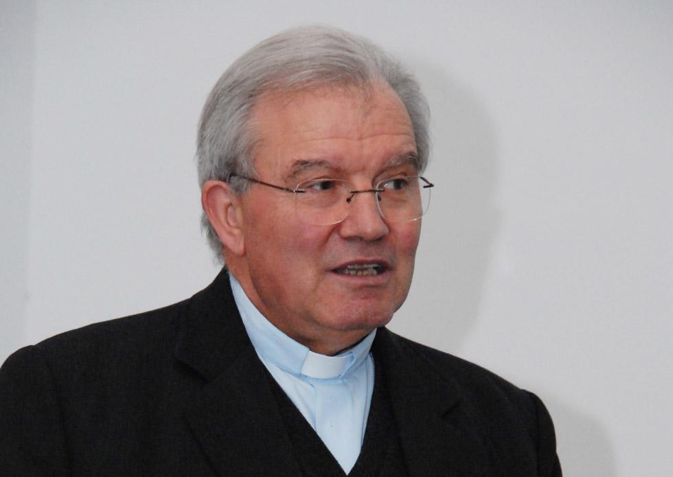 Pastoral da Pessoa com Deficiência: D. Manuel Quintas - Emissão 21-06-2017