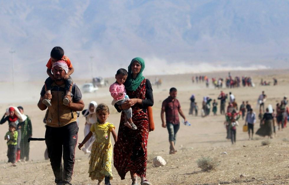 Igreja/Migrações: Colocar as políticas internacionais num «quadro maior dos direitos humanos é a grande luta»