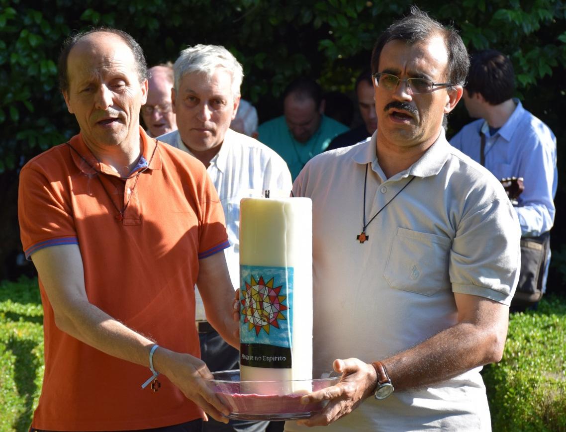 Vida Consagrada: Padre José Manuel Sabença homenageado