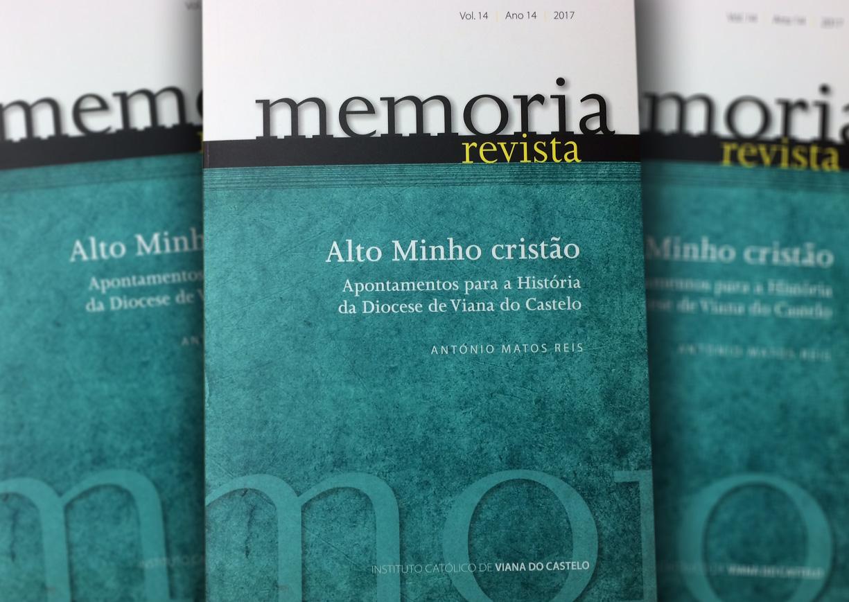 Publicações: Instituto Católico de Viana do Castelo dedica revista ao «Alto Minho Cristão»