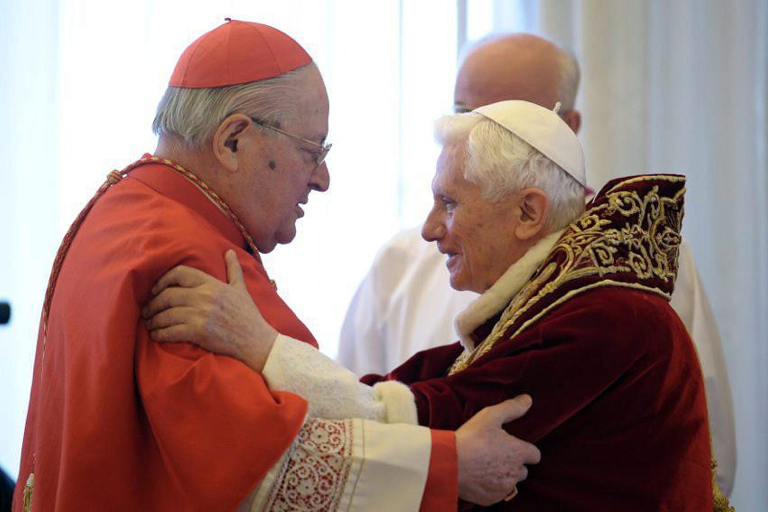 VATICAN RELIGION POPE RESIGNATION