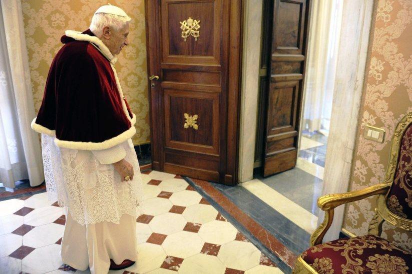 VATICAN ROMANIA POPE