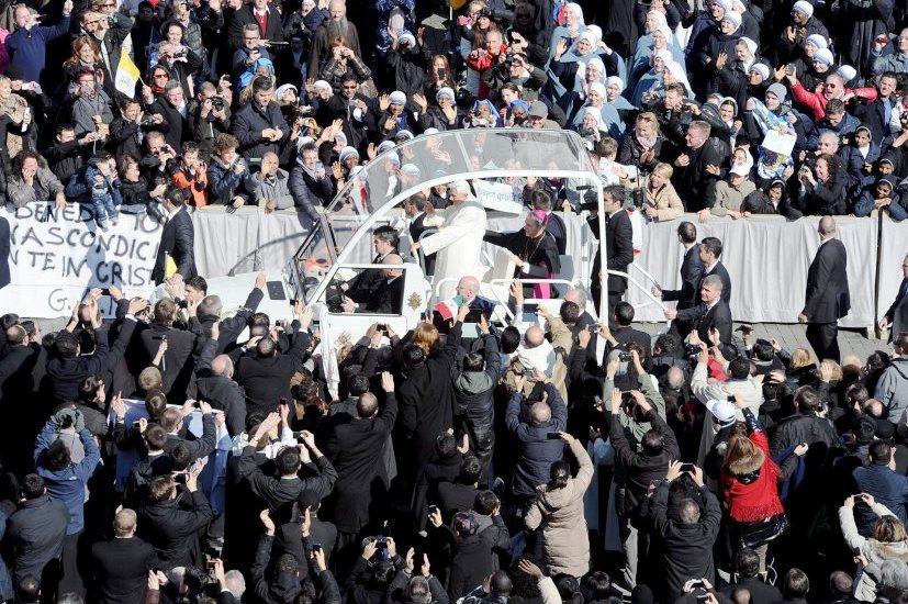 VATICAN POPE FINAL APPEARANCE