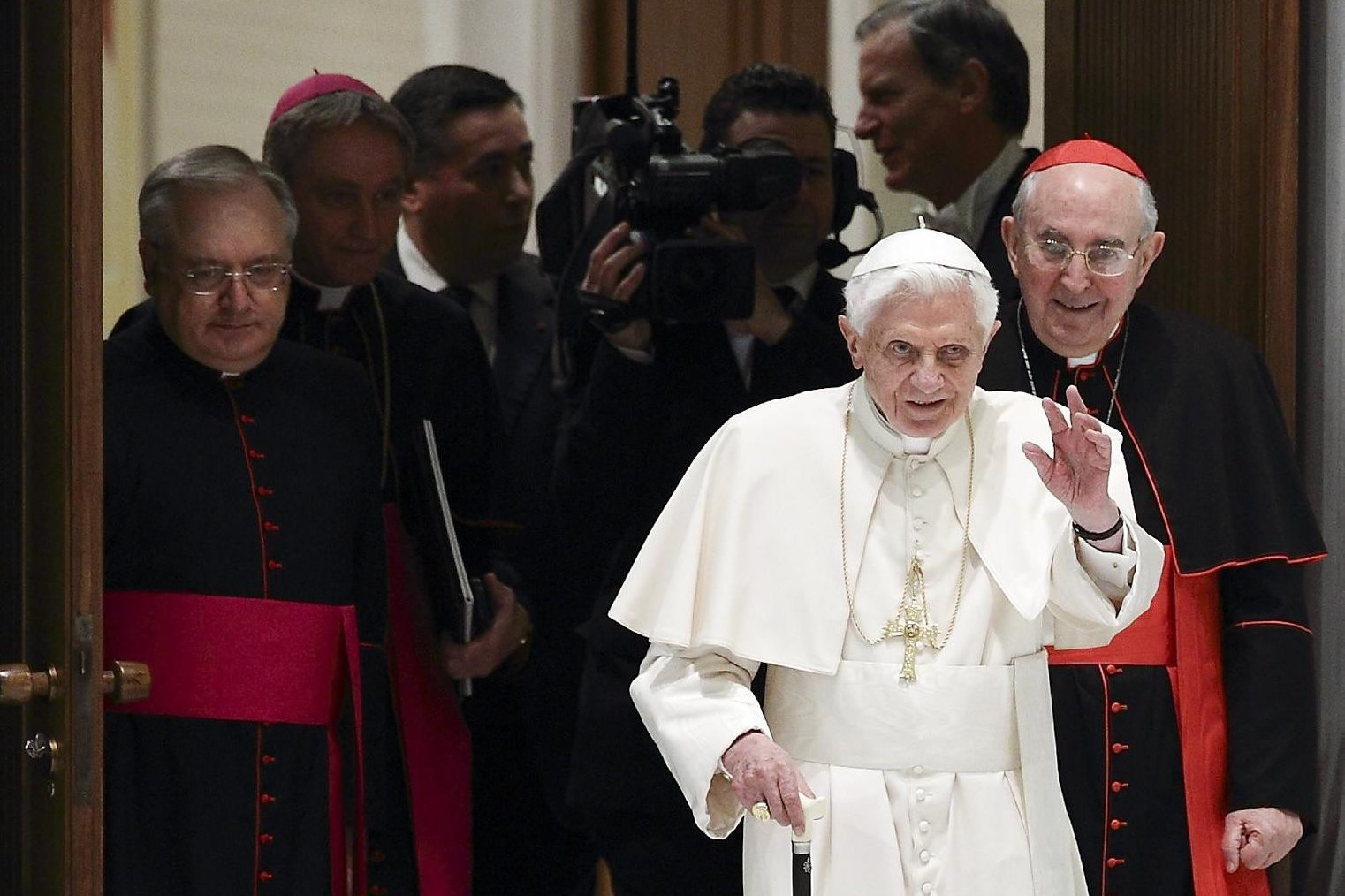 VATICAN POPE SPECIAL AUDIENCE