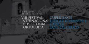 Igreja/Cultura: Igreja de São Lourenço recebe Festival Internacional de Polifonia Portuguesa