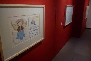 Fátima: Encerramento da exposição «O Meu Anjinho da Guarda»