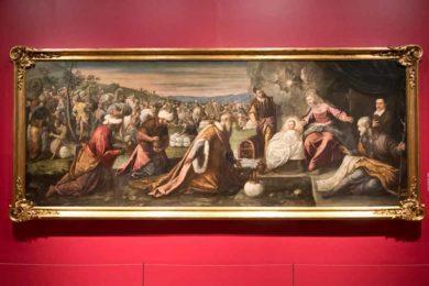 Igreja/Arte: Colóquio sobre  «Tintoretto: Adoração dos Reis Magos»