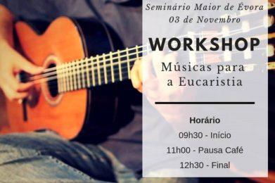 Évora: Workshop juvenil ensina novas músicas para a Eucaristia