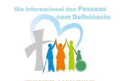 Igreja/saúde: Celebração do Dia Internacional da Pessoa com Deficiência