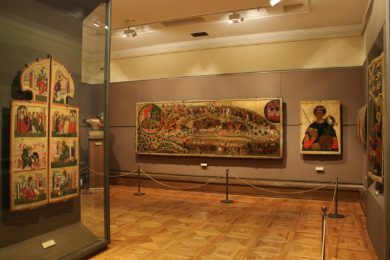 Igreja/Cultura: Espiritualidade da arte russa no Vaticano