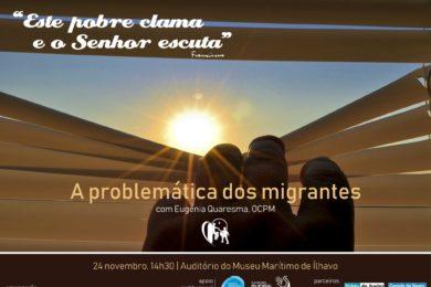 Aveiro: Conferência sobre a «Problemática dos migrantes»